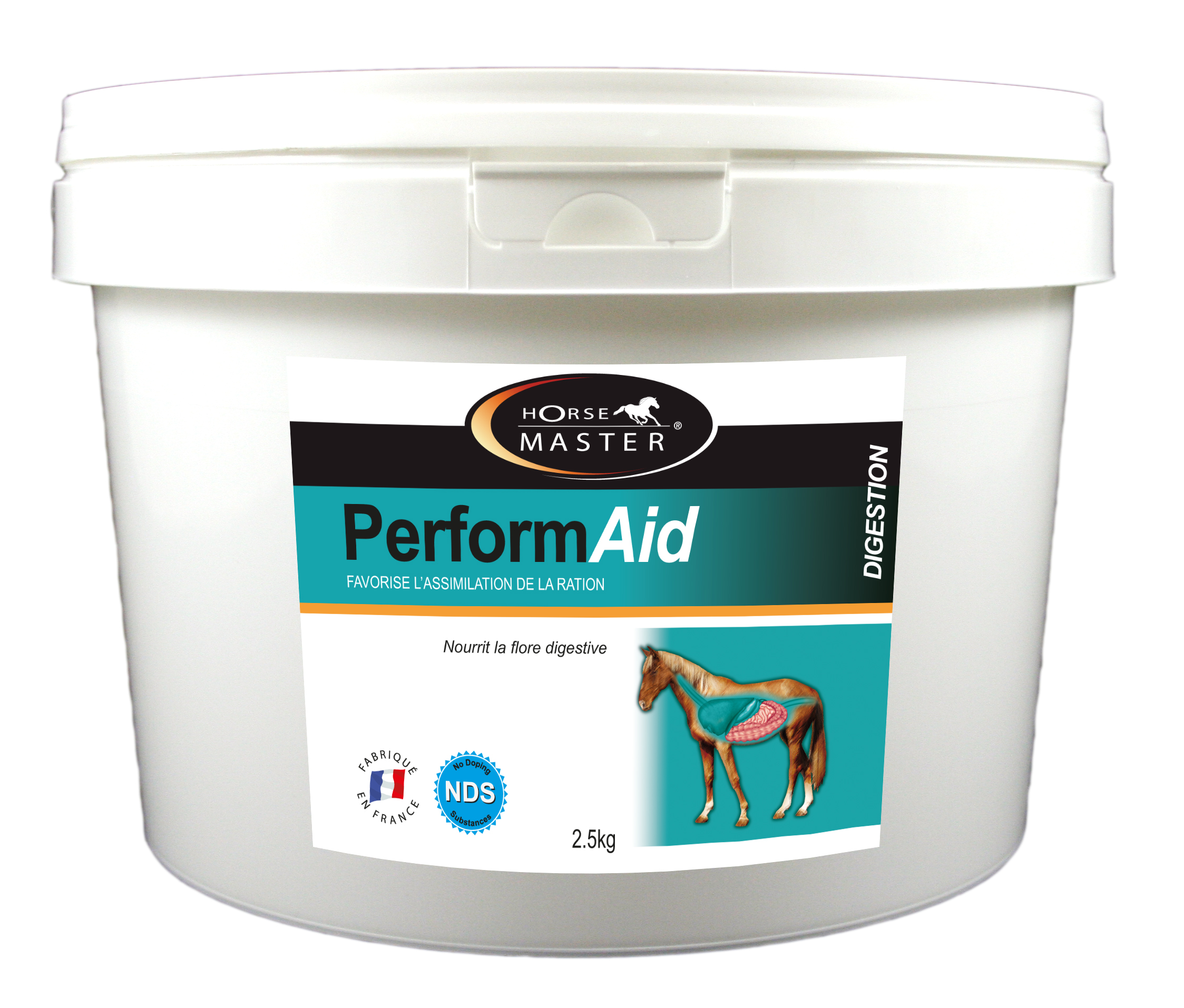 performaid digestive well being and behavior   horses malta